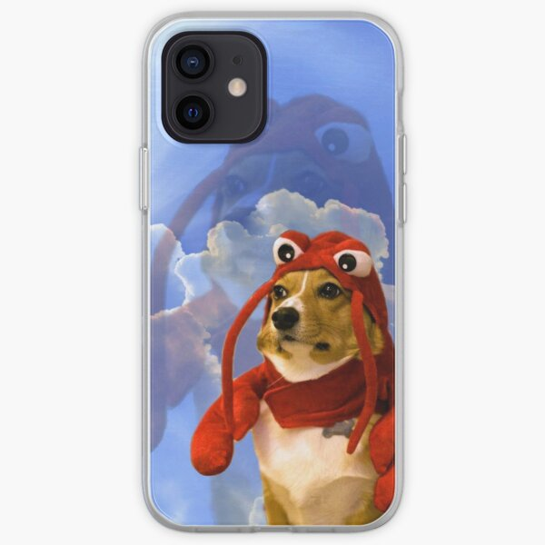 Homard Corgi Coque souple iPhone