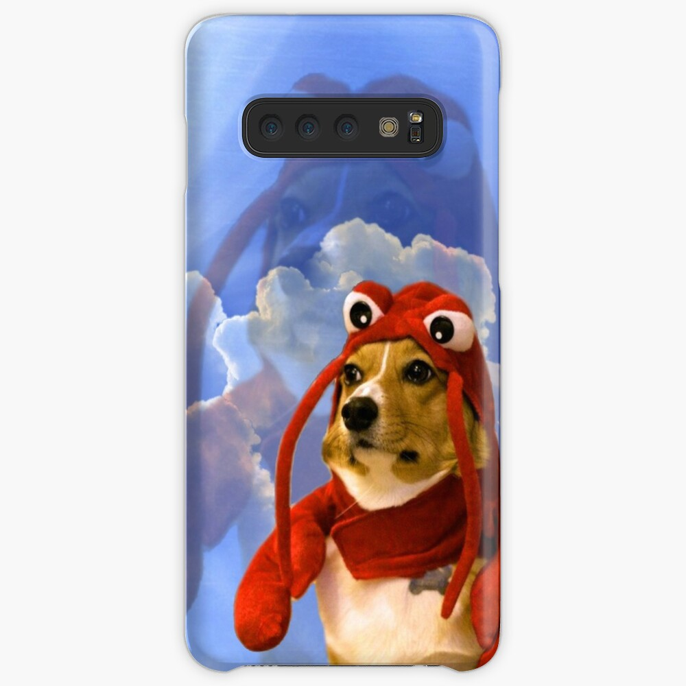 Lobster Corgi, Doggo #1 Cases & Skins for Samsung Galaxy