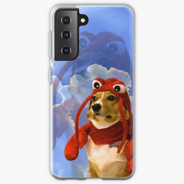 Lobster Corgi, Doggo #1 Samsung Galaxy Soft Case