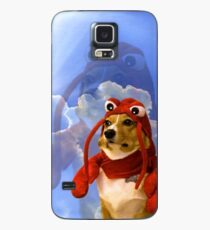 Lobster Corgi, Doggo #1 Case/Skin for Samsung Galaxy