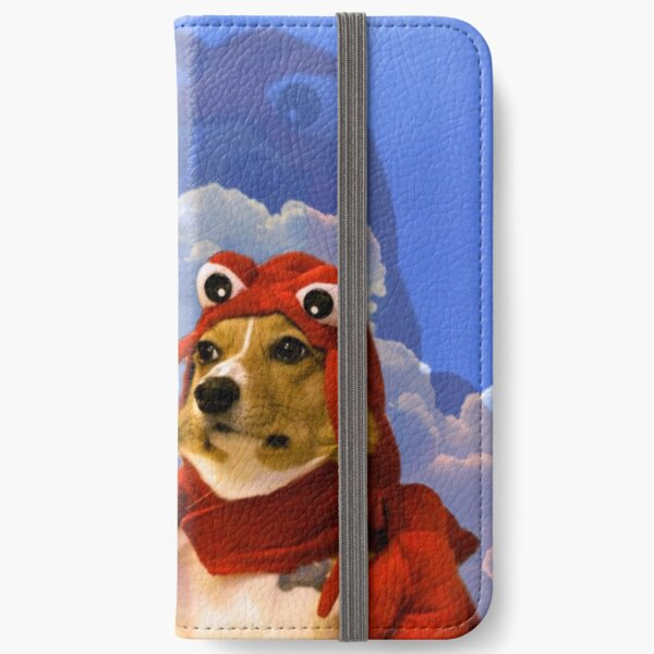 Lobster Corgi, Doggo #1 iPhone Wallet