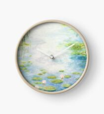 An Afternoon with Monsieur Monet Clock