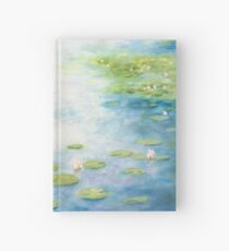 An Afternoon with Monsieur Monet Hardcover Journal