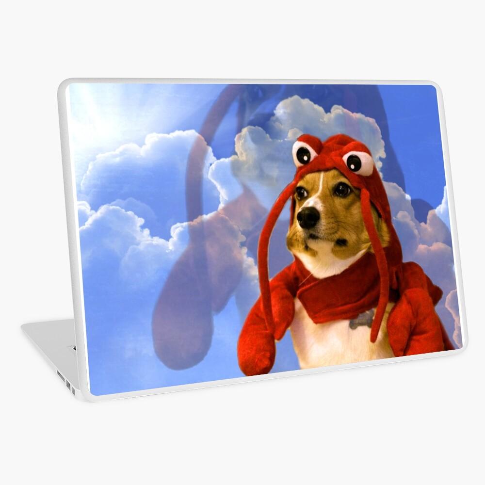 Lobster Corgi, Doggo #1 Laptop Skin