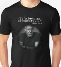 Anthony Bourdain Unisex T-Shirt