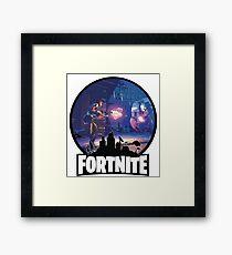 Gaming - Fortnite Framed Print