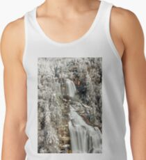 Whitewater Falls in White Tank Top