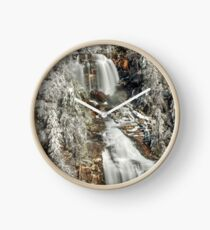 Whitewater Falls in White Clock