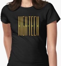 High tech gold color Women's Fitted T-Shirt