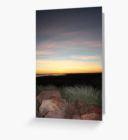 New Dawn Greeting Card