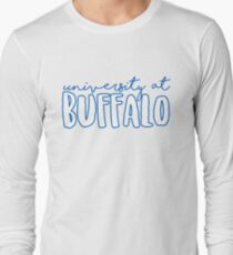 University at Buffalo Long Sleeve T-Shirt