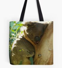 Hold Your Chin Up Tote Bag