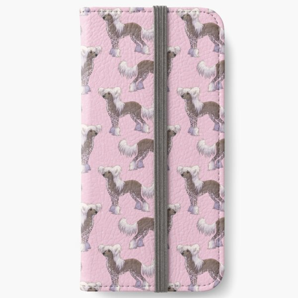 Chinese Crested - Hairy Hairless iPhone Wallet