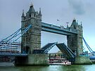 Tower Bridge London by Colin  Williams Photography