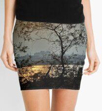 Summer Evening Mini Skirt