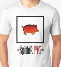 Spider pig~ Unisex T-Shirt