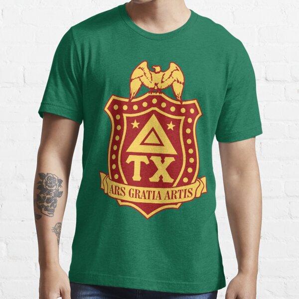 Delta Tau Chi Wappen Essential T-Shirt