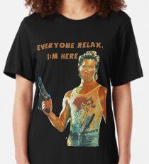 Jack Burton Relax Slim Fit T-Shirt