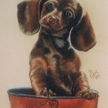 Bucket O' Fun by BarbBarcikKeith