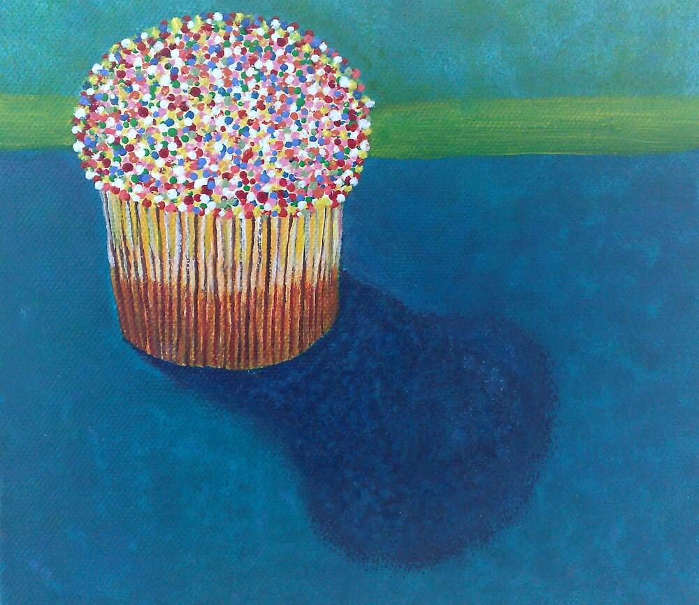Cup Cake by Karen McGrath