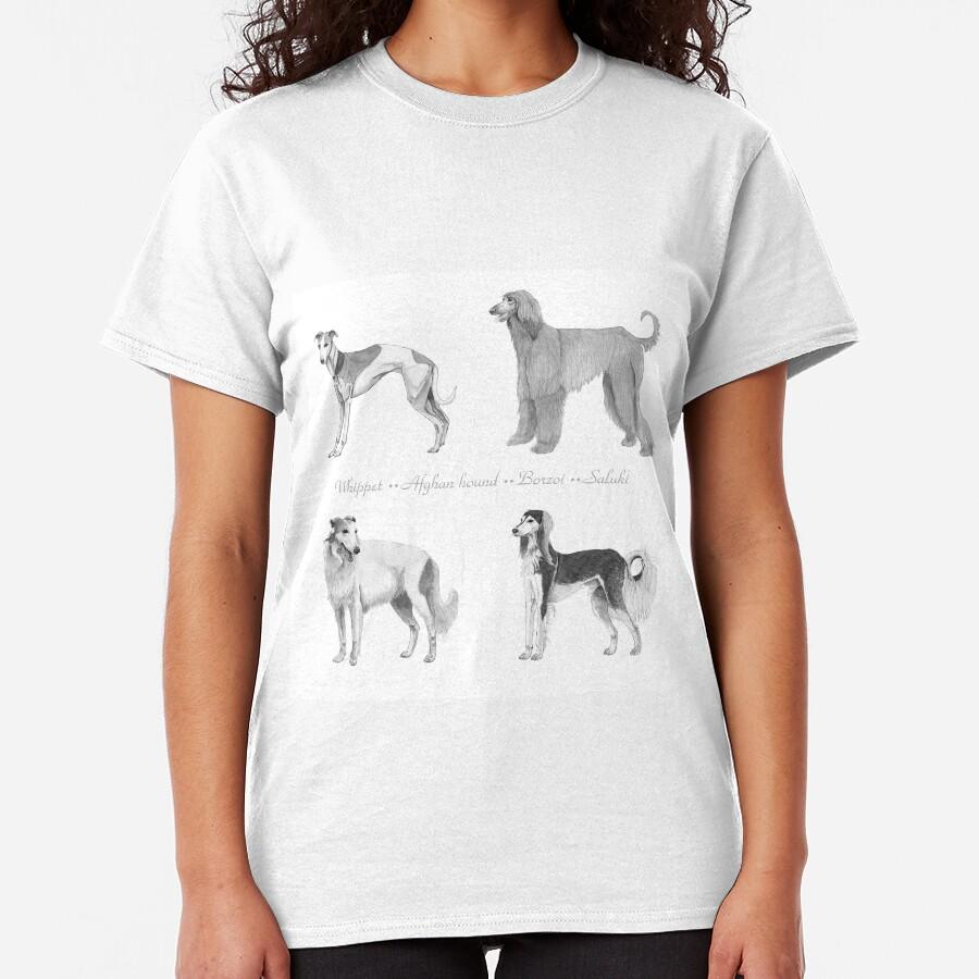4 Hounds Classic T-Shirt