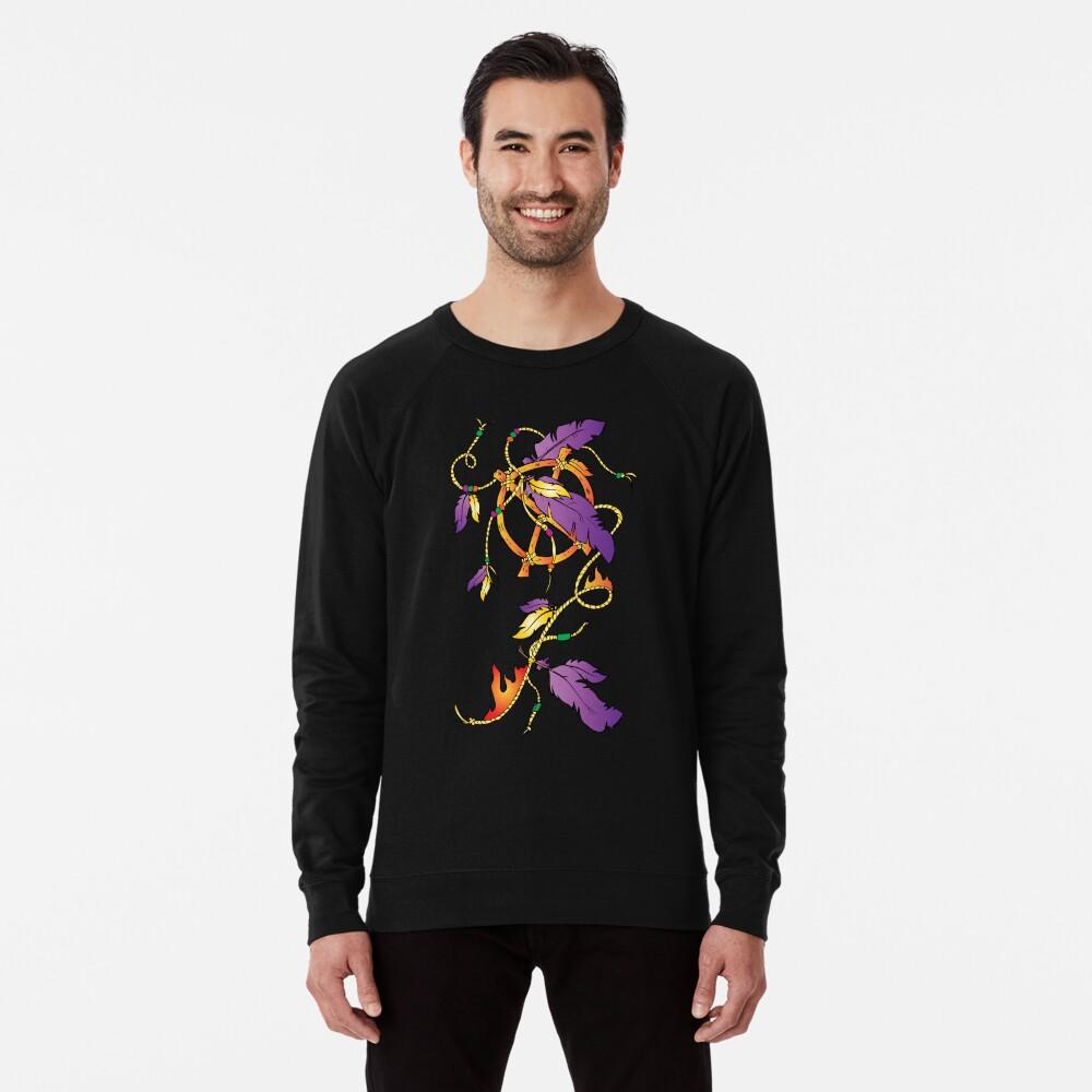 Feather Dream Wheel Lightweight Sweatshirt