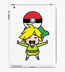 Cartoon Game Character iPad Case/Skin