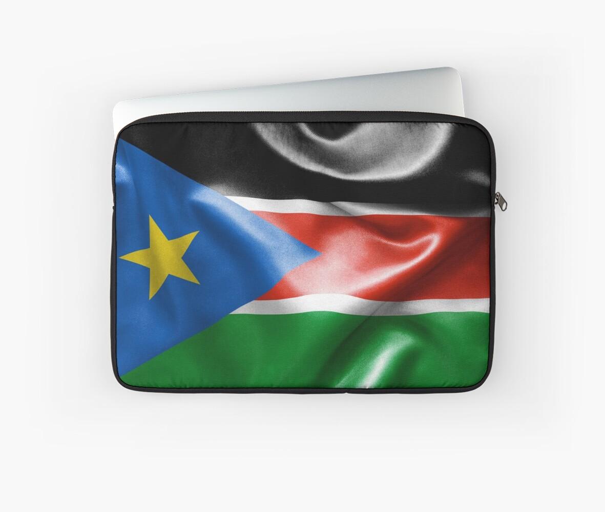 South Sudan Flag by MarkUK97