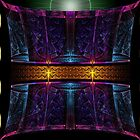 The Holy Tabernacle by barrowda