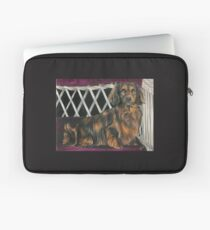Keeping Your Seat Warm Laptop Sleeve