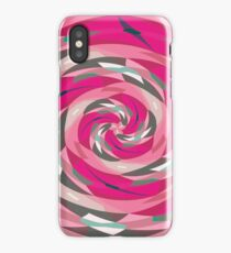 Abstract Sphere iPhone Case