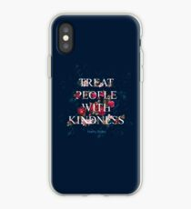 Treat People With Kindness - Harry Styles iPhone Case