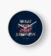 Treat People With Kindness - Harry Styles Clock
