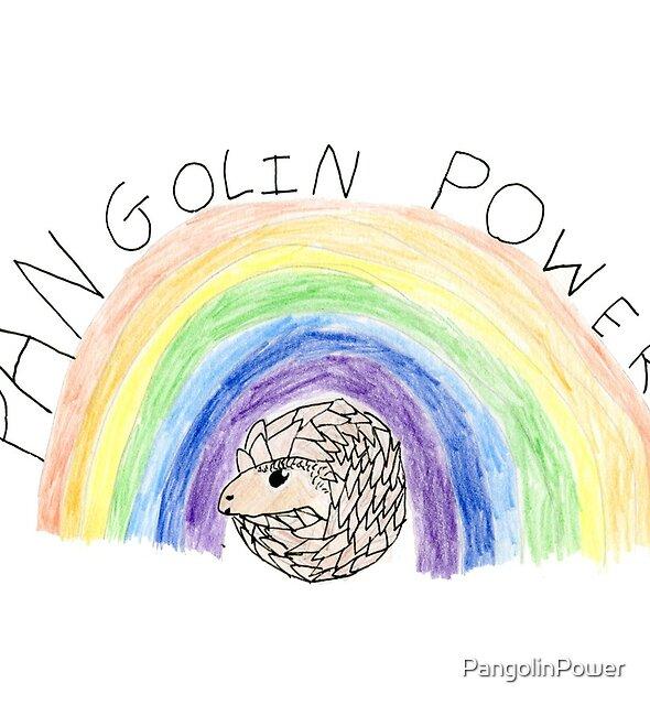 Pangolin Power by PangolinPower