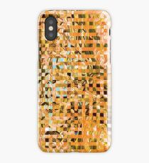 Abstract Squares Two iPhone Case