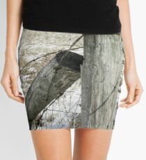 Of Wood And Wire Mini Skirt