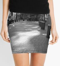 Quiet Time in Market Lane Mini Skirt