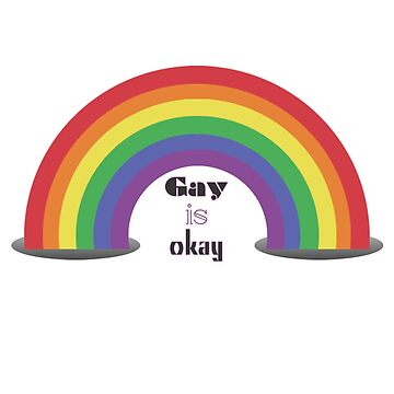 Gay is okay by kcgfx