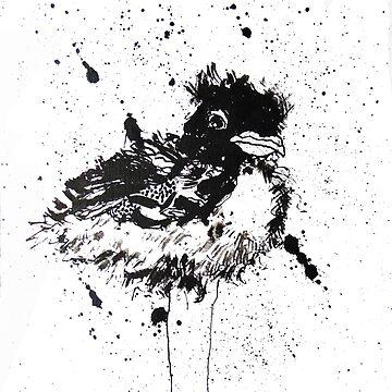Bird by Kuhtina