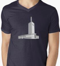 Osterley station Men's V-Neck T-Shirt