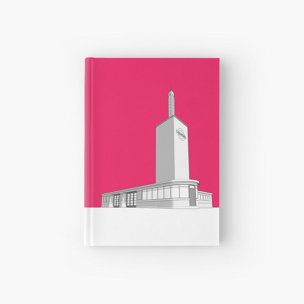 Osterley station Hardcover Journal