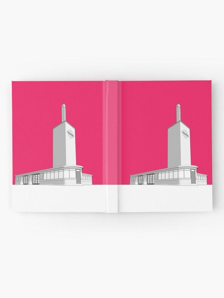 Alternate view of Osterley station Hardcover Journal