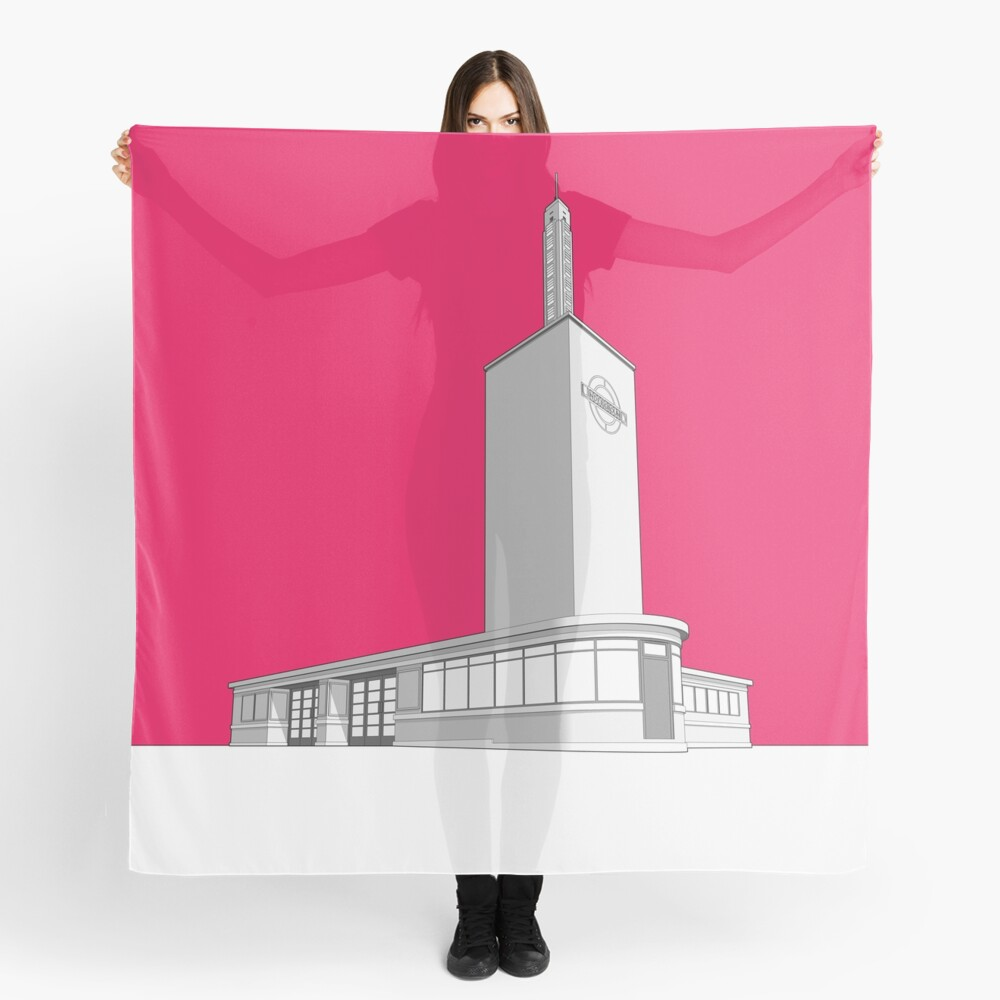 Osterley station Scarf