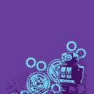 Domo Arigato, Mr. Roboto by Robert Lynch