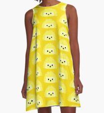 Edgy the Hedgehog A-Line Dress