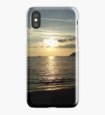 SEA LANDSCAPE IN ITALY. iPhone Case
