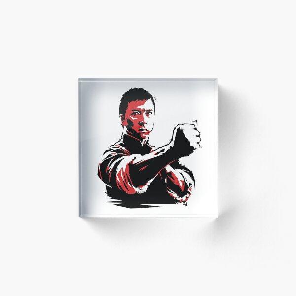 Ip Man (Donnie Yen) Acrylic Block