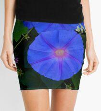 Ipomoea Indica Mini Skirt