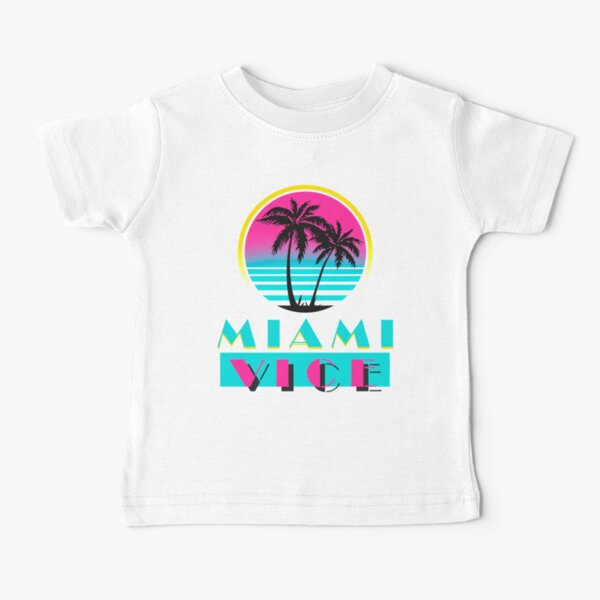 Miami Vice Baby T-Shirt