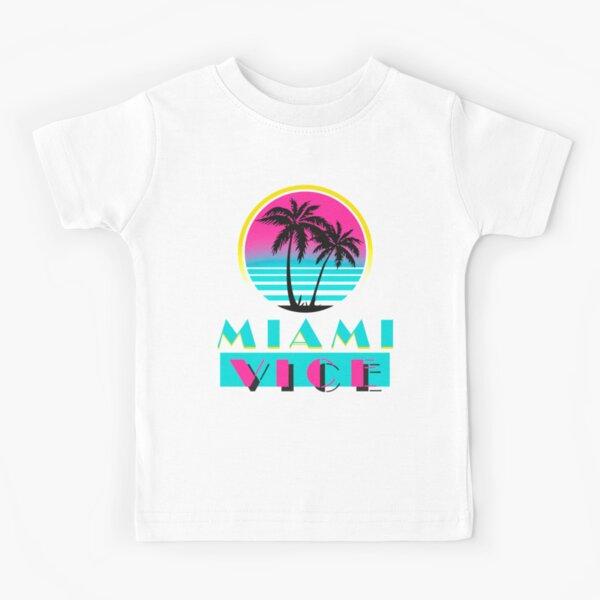 Miami Vice Kids T-Shirt